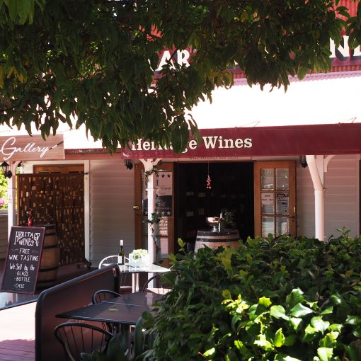 Two Cellar Doors on Tamborine Mountain