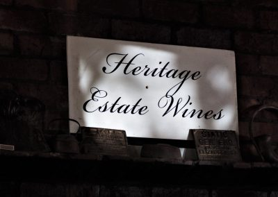 Heritage Estate Winery