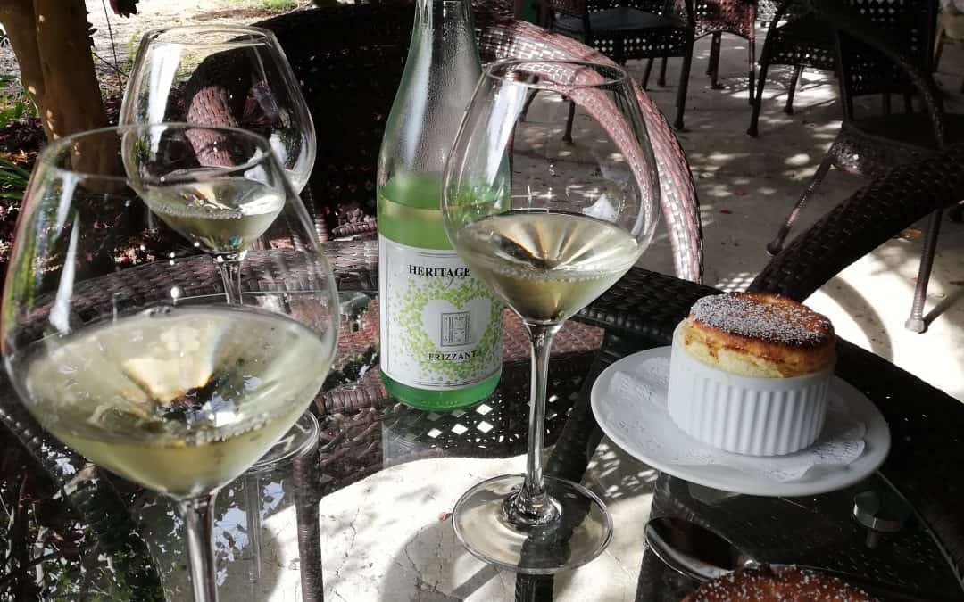 Frizzante Matched with Lemon Souffle -Recipe